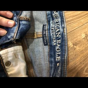 American Eagle Outfitters Shorts - Crocheted Pocket Shorts
